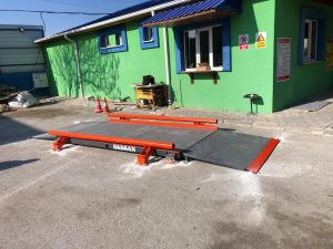 Scrap Weighing Scale